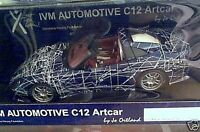 1:18 Autoart Corvette Callaway C12 Muko Coche