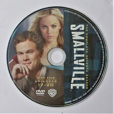 SMALLVILLE - SEASON 7 DISC 5 REPLACEMENT DVD DISC ONLY