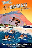 SURF/'S UP MOVIE POSTER ORIGINAL 27x40 DS Final 2007 SURFING ANIMATION FLICK