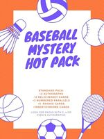 Baseball Mystery Hot Pack - 2 Autos And 2 Relics Guaranteed! Best on eBay