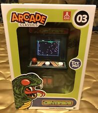 Arcade Classics CENTIPEDE 03 New