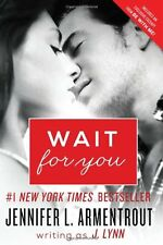Complete Set Series - Lot of 5 Wait for You books by Jennifer Armentrout J. Lynn