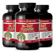 Fat loss supplements for women - 15 DAY CLEANSE - DIETARY SUPPLEMENT-3B - licori