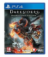 Darksiders - Warmastered Edition For PS4 (New & Sealed)