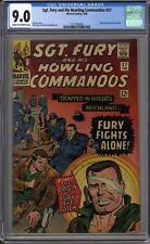 Sgt. Fury and His Howling Commandos #46 CGC 9.0 (C-OW)