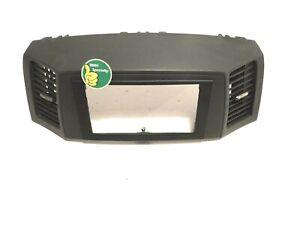 ✅ 2005-2007 Jeep Grand Cherokee RADIO BEZEL SQUARE Dash Vents SLATE GRAY Navi