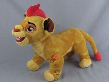 Disney Store Lion King Guard Kion Simba son Plush Stuffed Animal Rare Vietnam