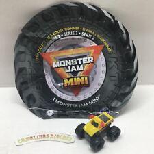 2021 Spin Master monster jam mini series 2 #21 El Toro Loco