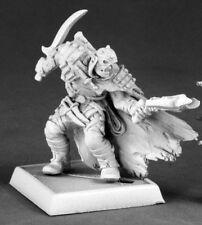 ASSASSIN DEMI ORC -PATHFINDER REAPER miniature figurine rpg jdr half metal 60057
