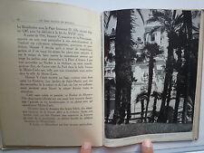 1945 LE VRAI VISAGE DE MONACO DE GABRIEL OLLIVIER CHEZ SOLAR EDITION ORIGINALE