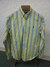 Polo Ralph Lauren Classic Fit Striped Long Sleeve Shirt, Men's Size M