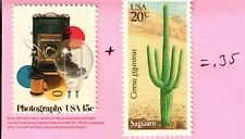35 Cent combo rate postage for 50 post cards. Stamps face $17.50 for $14.00