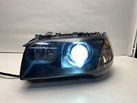 2004 2005 2006 BMW E83 X3 Driver Side LH HID Xenon Adaptive Head light Lamp OEM