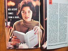 1960 TV Guide(LINDA LAWSON/SIOBHAN McKENNA/BOB DENVER/ DOBIE GILLIS/RED SKELTON)