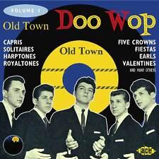 Old Town Doo Wop Vol 1 (CDCHD 433)