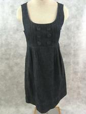Gap denim sleeveless dress casual Size 4 womens jeans blue