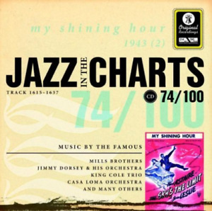 Jimmy Dorsey Mills Brothers...-Jazz in the Charts My Shining  (US IMPORT) CD NEW
