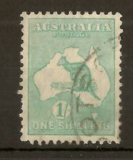 Australia 1929 1/- Roo SG109 Fine Used