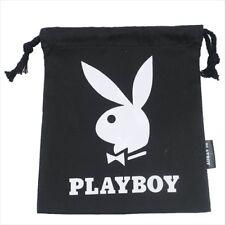 PLAYBOY Pouch Mini Bag  White Bunny Goods Cute Goods item New Japan #1