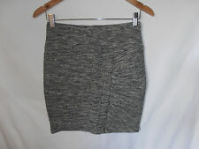 COUNTRY ROAD, XS, GREY/WHITE MARLE, STRETCHY SKIRT