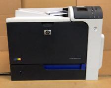 CC489A - HP Laserjet Enterprise CP4025n A4 Colour Laser Printer