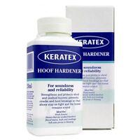 Keratex Hoof Hardener 250ml Horse Stronger Hooves Grooming
