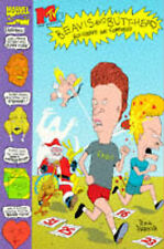 Beavis and Butt-Head: Holidazed and Confused (Beavis & Butt- by Guy Maxton - PB