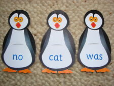 Teaching Resources - Reception HFW on Penguins