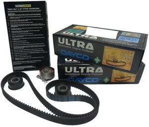 Timing Belt Kit fits Ford Puma Coupe - 1.7 16v [MHA, MHB] (1997-2003) Dayco
