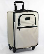 $595 TUMI トゥミ 22060 International 4 Wheel Expandable Carry On Luggage Women Lady