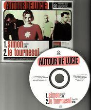 AUTOUR DE LUCIE Simon ENGLISH / El Tournesol FRENCH PROMO DJ CD single 1997 MINT