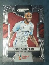 RAHEEM STERLING 2018 PANINI PRIZM WORLD CUP SOCCER #73  ENGLAND  MANCHESTER CITY