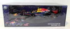 Voitures Formule 1 miniatures jaune sous boîte fermée 1:18