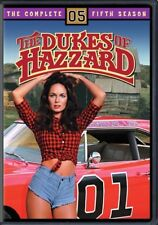 The Dukes of Hazzard: The Complete Fifth Season (DVD,2005)