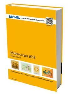 Michel Katalog Mitteleuropa 2018 (EK 1)