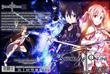 Sword Art Online Alicization Season 3 (Vol 1-24&OVA) (English Dubbed)