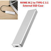 NVME M.2 to TYPE-C 3.1 SSD Case External Mobile SSD Enclosure for ORICO SU