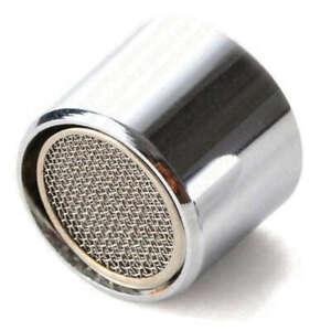 Tap Aerator 22mm 7L/min Female Chromed Brass Metal Nozzle Water Anti Splash