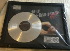 New Amy Winehouse -Back To Black Platinum Lp Record Framed Signature Display