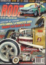 Ol' Skool Rodz Magazine 49th Annual LA Roadster Show March 2014 011918nonr