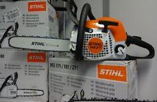 Stihl MS 211 Motorsäge & Schwert & Sägekette 1,7KW / 2,3 PS! Kettensäge