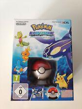 Pokemon Zafiro alfa 3DS juego Edicion Coleccionista