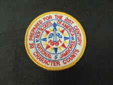 JAMBOREE SPECIAL Lot of 5 1997 National Jamboree Round Felt Patches