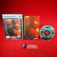 Spiderman 2 - Sony Playstation 2 PS2 PAL Game Complete *BellaRoseCollectables*