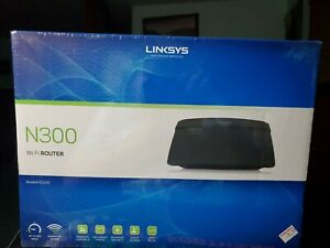 NEW SEALED LINKSYS N300 E1200 WI-FI ROUTER