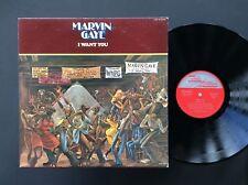 MARVIN GAYE i want you/Tamla Motown VIP-6309/JAPAN Lp 1976