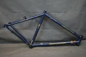 "2000 Specialized Rockhopper FS MTB Bike Frame 20.5"" Large Hardtail USA Charity!!"