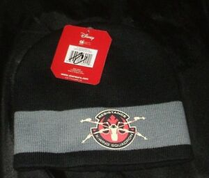 Star Wars Resistance X-Wing Squadron KIDS WINTER STOCKING CAP HAT NEW