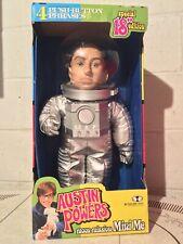 "Austin Powers Moon Mission Mini Me 18"" Figure McFarlane 2000 *New In Box"