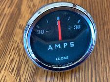 Sunbeam Tiger Amps Gauge Oem Tested good